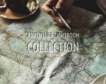 Lightroom Presets: Adventure Collection (20 Presets)