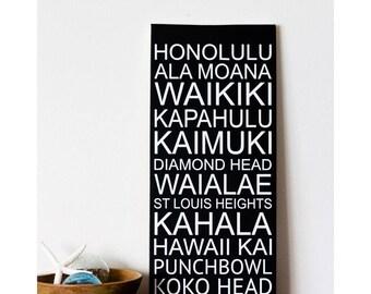 beach decor, beach house, hawaii beaches, beach decorartion, beach sign, beach decor, beach house decor, beaches in hawaii, waikiki beach