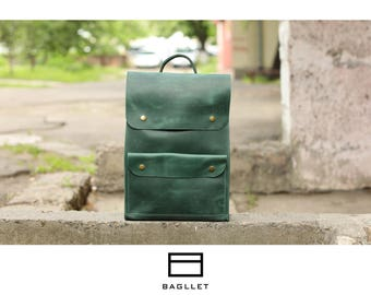 Leather Backpack P001, Handmade backpack, women leather backpack, hipster backpack, leather backpack men, mens backpack, laptop backpack
