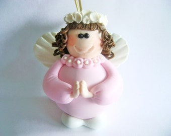 Angel Ornament Guardian Angel Kids Gift Baby Shower Gift