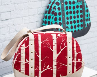Renegade Bag PDF sewing pattern