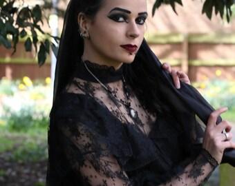 Ghost Veil (Black)