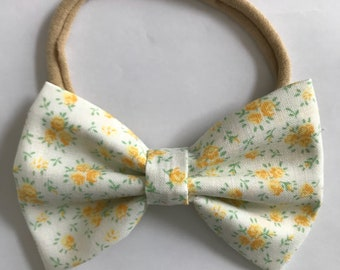 Spring Collection- Yellow floral