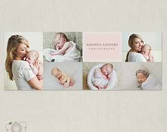 INSTANT DOWNLOAD - Facebook Timeline Cover for Photographers - Business Page - 007
