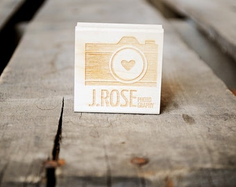 Custom Logo Stamp. Personalized, Logo Rubber Stamp. Rubber Stamp Custom from Your Own Artwork or Image.