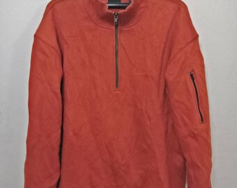 Vtg MARMOT Sweatshirt Cool Design Medium Size With Nice Used Condition