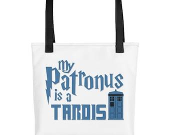 My Patronus is a T.A.R.D.I.S - Tote bag