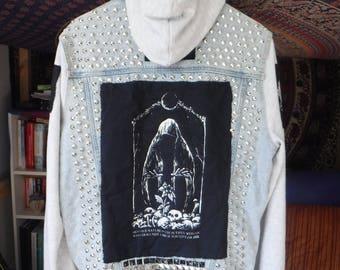 Custom Environmental Punk Jacket