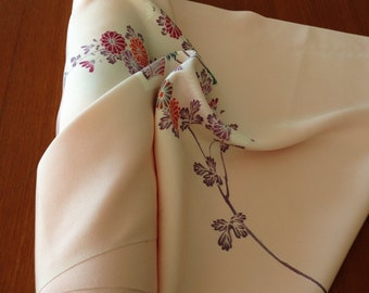 Vintage Japanese Kimono Fabric Bolt