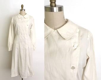 vintage 1930s uniform | 30s authentic nurse uniform