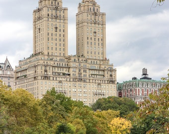 The San Remo // New York City, Art Print, NYC Art, NYC Fine Art Print, Central Park Print, NYC Photography, Architecture, Central Park Art