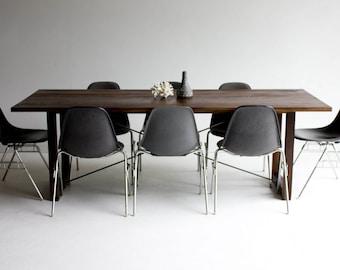 Mid century modern dining table mid century dining table mid century kitchen table danish modern dining table