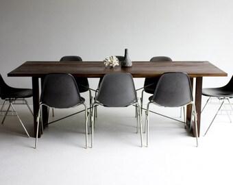 Mid Century Modern Dining Table Mid Century Dining Table Mid Century  Kitchen Table Danish Modern Dining