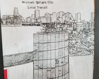 Western Sphere City Local Transit