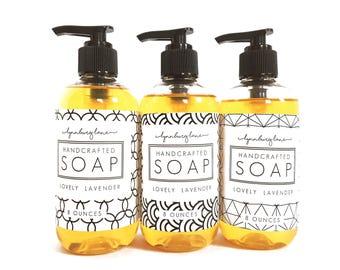 NATURAL BABY SHAMPOO  Natural Baby Bath Organic Baby Shampoo Lavender Baby Bath Unscented Baby Bath Organic Baby Bath Natural Baby Soap