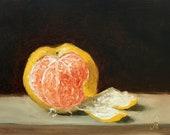 """Orange and Peel, 6"""" ..."""
