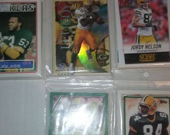 Green Bay Packers Pack of 10 Cards--Series 1