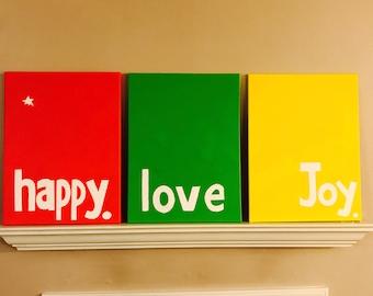 Happy Love Joy