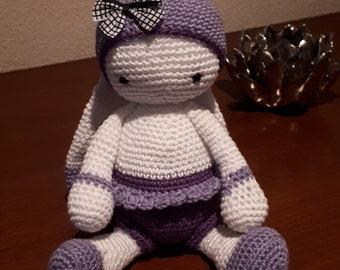 Lulu Rabbit Crochet