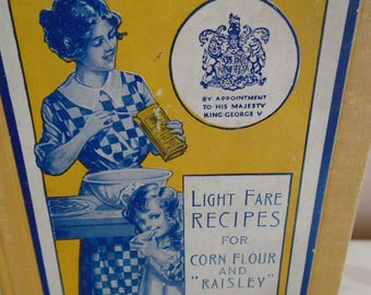 Light fare recipes  brown & paisley