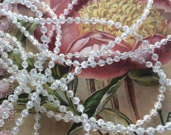 Round Pearls Trim