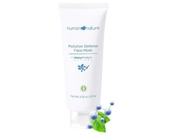 HUMAN NATURE Pollution Defense Face Mask