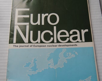 Euro Nuclear magazine/Farnsworth Library/January 1965