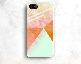 Marble iPhone 6S Case, iPhone 6 Case, iPhone 5C Mint, Geometric iPhone 5S, iPhone 6 Plastic Case, iPhone 6 Plus Marble Case, iPhone SE Case