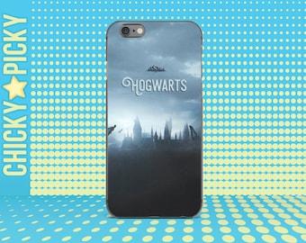 Harry Potter case Samsung S9 plus Hogwarts castle case iPhone X Potter case S9 case iPhone 7 Hogwarts Twilight Pixel 2 Watercolor case LG G6