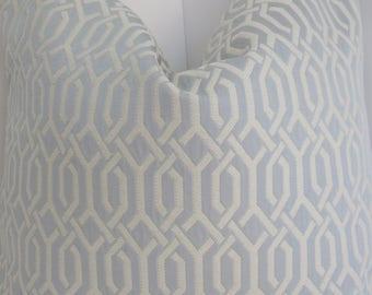 P/ Kaufmann fabrics-  Interlace Pillow covers- Accent Pillows-