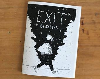 EXIT Mini comic