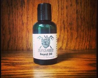 Beard Oil - Basil Lime (Basil and Lime scented beard oil) natural, self care gift for bearded men, top selling items top selling beard oil,