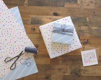 Dandy Wrapping Paper Sheet | Made In Australia