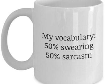 sarcastic mug, statement mug, sarcastic, best friend gift, coffee cup, coffee cups, funny coffee mug, funny mug, sassy mug,