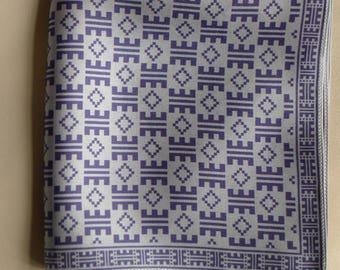 Usins silk pocket square