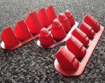 3d printed Ironman fingers
