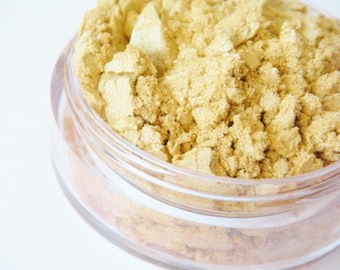 Gold- All Natural Mineral Eyeshadow Pigment (Vegan)
