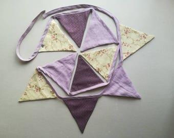 Lavender & Vanilla bunting