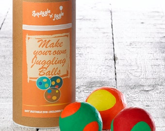 Make Your Own Juggling Balls