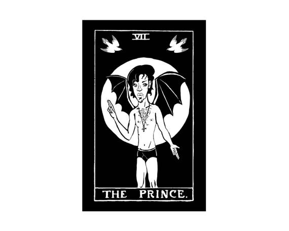 Prince of Darkness Screen Printed Poster