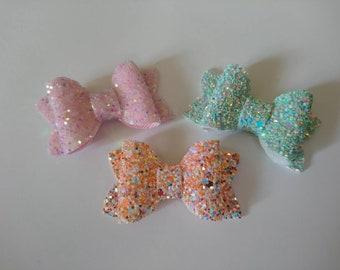 Itsy Bitsy Glitter Bows