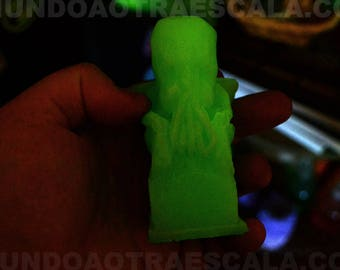 Cthulhu Idol. Glow in the Dark!