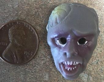 Dollhouse Miniature Zombie brain Halloween mask