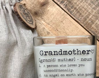 Grandmother Gift / Grandma Gifts / Gifts For Grandmother / Grandmother Birthday Gifts / Grandma /Grandma - Delivery after May 13th