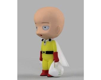 Handmade Figurine - One Punch Man