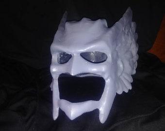 Hawkman helmet(raw cast)