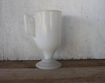 Vintage Milkglass Mug