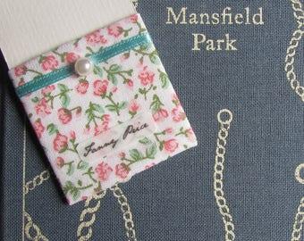 Bookmark Fanny Price - Mansfield Park - Jane Austen