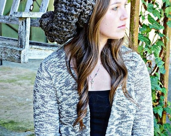 Chunky Slouch Beanie - Pick Your Color
