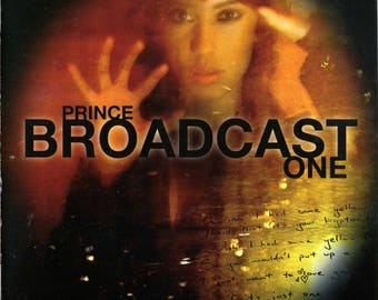 Prince Broadcast One dvd/cd set